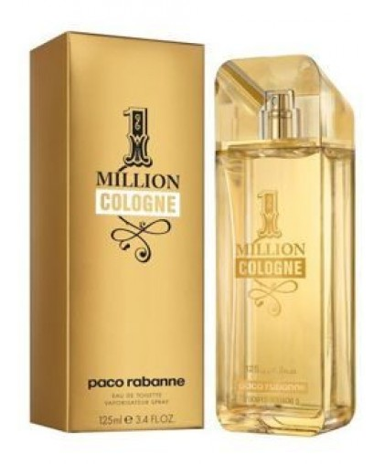 PACO RABANNE 1 MILLION COLOGNE, EDT 125ML