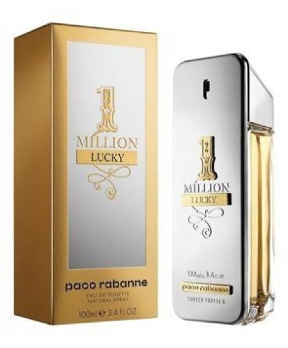 PACO RABANNE 1 MILLION LUCKY, 100 ML, EDT
