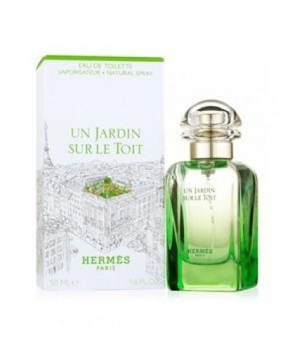 HERMES UN JARDIN SUR LE TOIT, EDT 100 ML