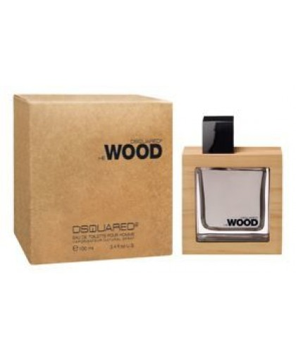 DSQUARED2 HE WOOD, 100 ML, EDT