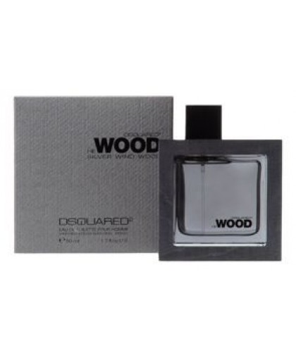 DSQUARED2 HE WOOD SILVER WIND WOOD, 100 ML, EDT