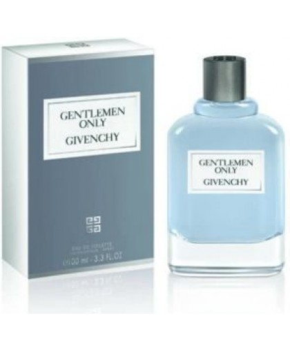 GIVENCHY GENTLEMEN ONLY, 100 ML