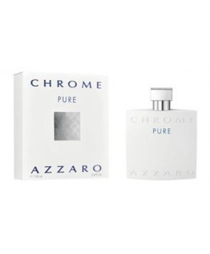 AZZARO CHROME PURE, 100ML, EDT
