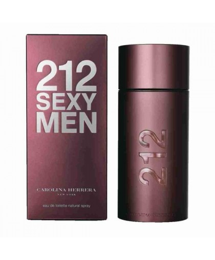 212 SEXY MEN CAROLINA HERRERA, 100ML, EDT