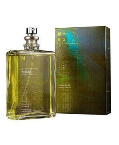 MOLECULE 03 ESCENTRIC MOLECULES M-03, 100ML, EDT