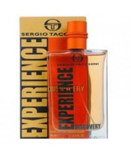 "SERGIO TACCHINI ""EXPERIENCE DISCOVERY"", 100 ML, EDT"