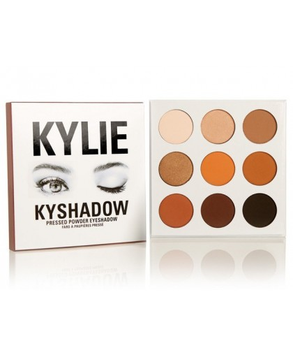 Тени Kylie Cosmetics Kyshadow The Bronze Palette