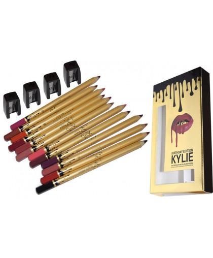 Набор карандашей KYLIE + точилка