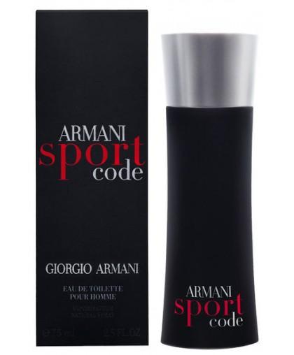 ARMANI СODE SPORT GIORGIO ARMANI, 100ML, EDT