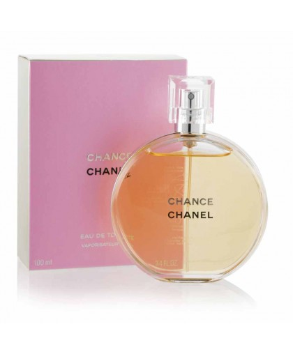 Chanel Chance Eau De Toilette 100 ml (Тестер)