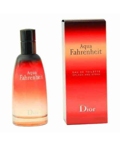 Christian Dior Fahrenheit Aqua 100 ml (Тестер)