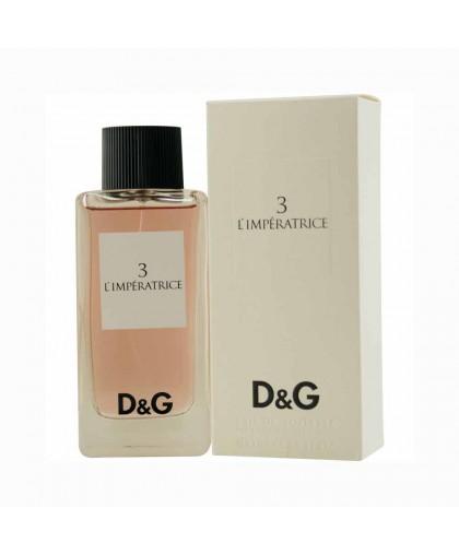 Dolce & Gabbana 3 L Imperatrice 100 ml (Тестер)