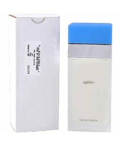 Dolce & Gabbana Light Blue 100 ml (Тестер)
