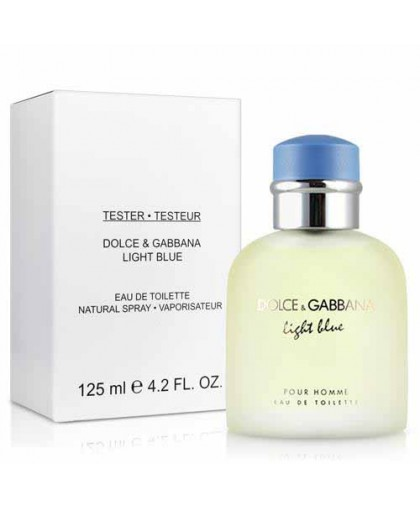 Dolce & Gabbana Light Blue 125 ml (Тестер)