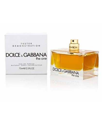 Dolce & Gabbana The One 75 ml (Тестер)