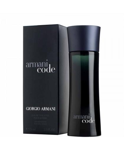 Giorgio Armani Code 100 ml (Тестер)