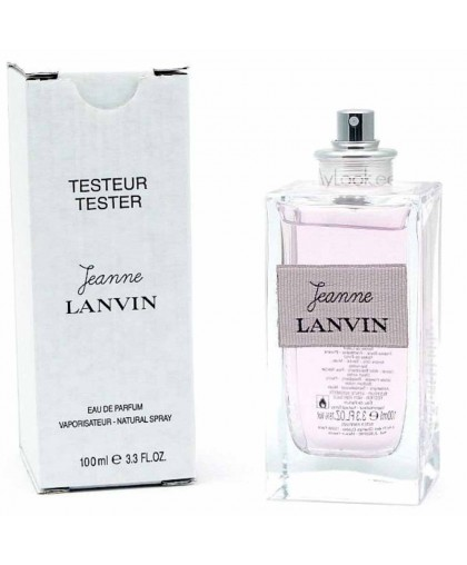 Lanvin Jeanne 100 ml (Тестер)