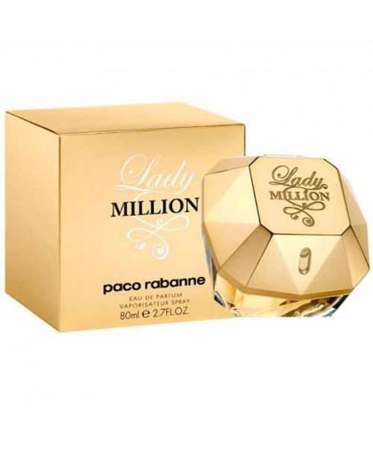 Paco Rabanne Lady Million 80 ml (Тестер)